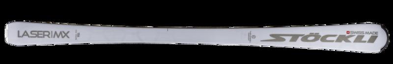 Stöckli Laser MX  med Salomon MC11