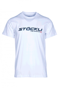 Bilde av Stöckli T-shirt Hvit